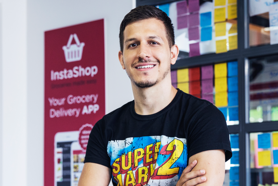 Delivery Hero acquires UAE-based InstaShop