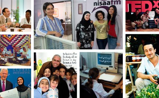اطلاق دورة سينرجوس للرياديين الاجتماعيين الثالثة في العالم العربي