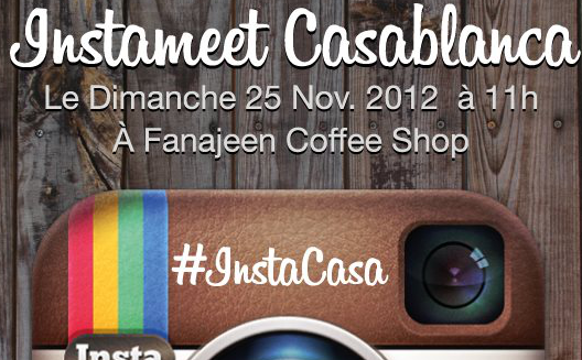 First Moroccan Instameet Unites Instagram Users