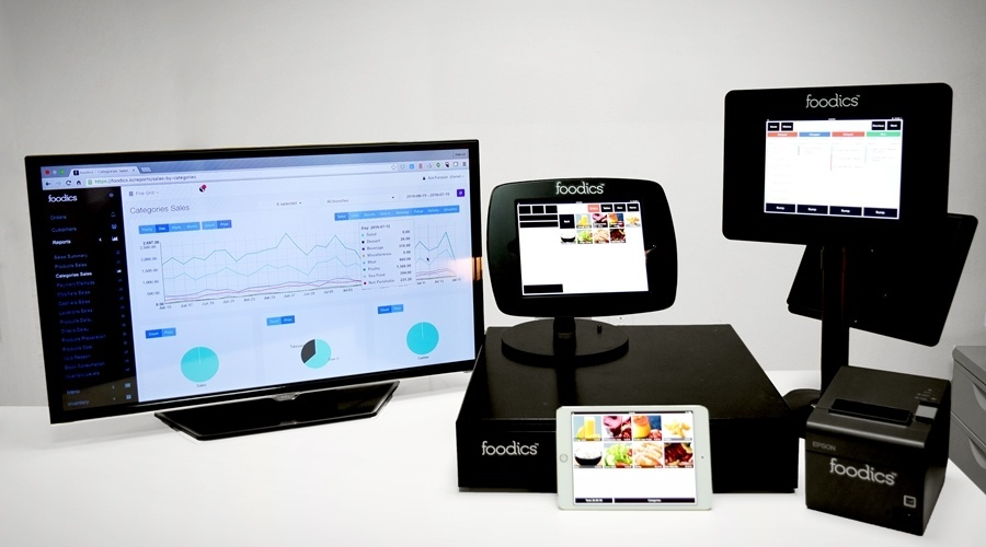 Saudi cloud-based POS startup Foodics closed a $4M funding round