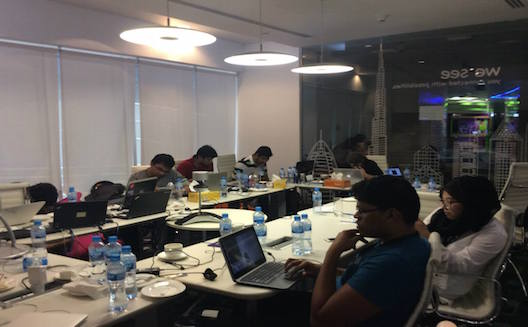 Productivity app wins AngelHack Dubai 2015