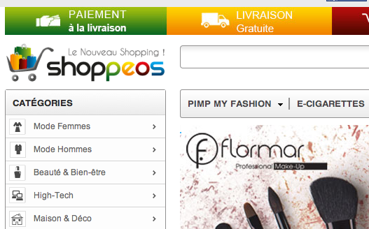 Offline textile company goes online in Morocco: can new e-commerce site Shoppeos beat out Jumia?