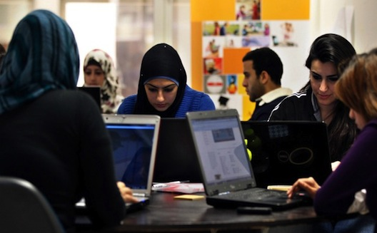 Want to push the MENA forward? Work for an entrepreneur
