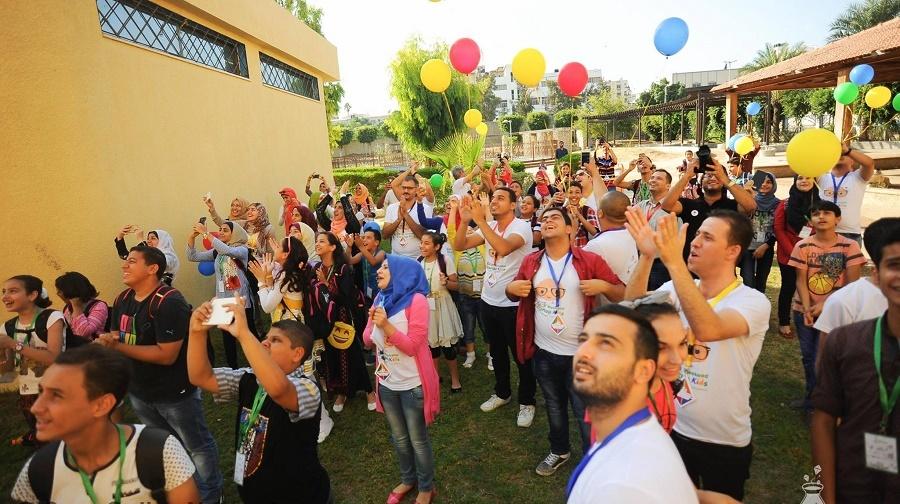 رواد الأعمال في غزة يعزّزون الثقافة الريادية لدى لأطفال