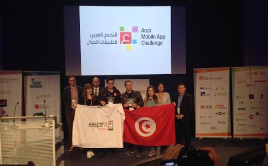 Arab Mobile App Challenge highlights new talent in Barcelona