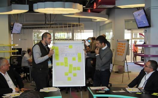 Finding Solutions: Roundtables at MENA ICT workshop 4 scenarios facing entrepreneurs