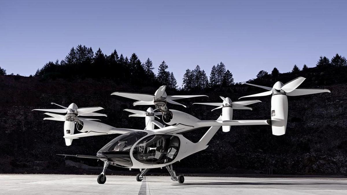 Abdul Latif Jameel invests in Joby Aviation