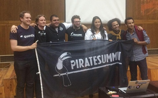 2 Egyptian startups heading to Germany's Pirate Summit