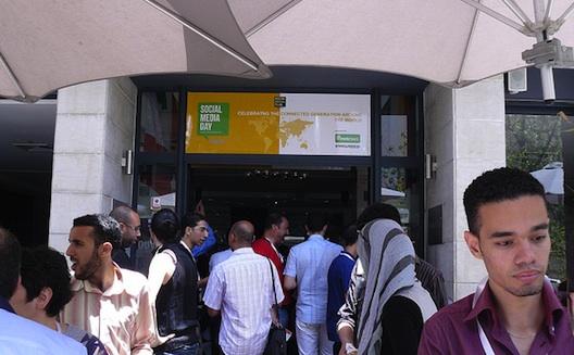 Moroccan Entrepreneurs Bring Social Media Day to MENA