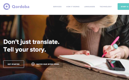Qordoba announces $1.5 million USD Series A investment