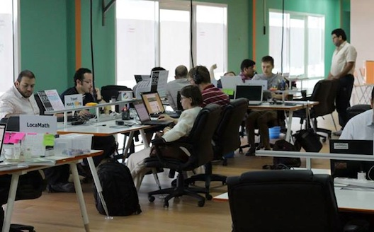 i360 offers mentorship for pay at new coworking space The Cribb
