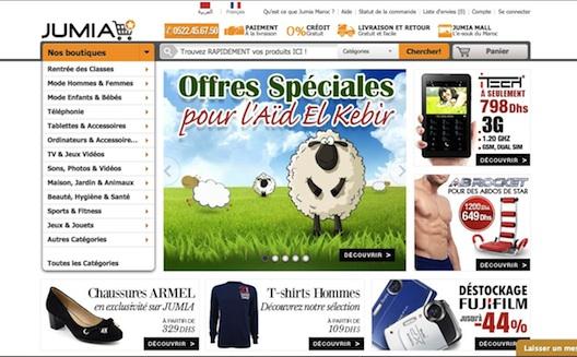 Jumia veut devenir le Alibaba d'Afrique