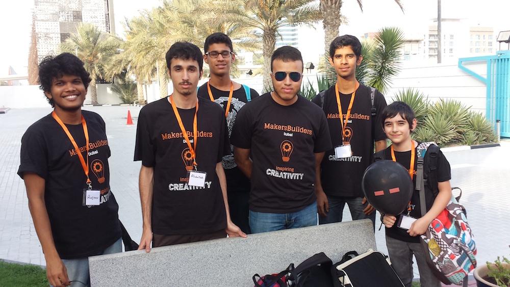 Makersbuilders joins the innovators of the Arab region