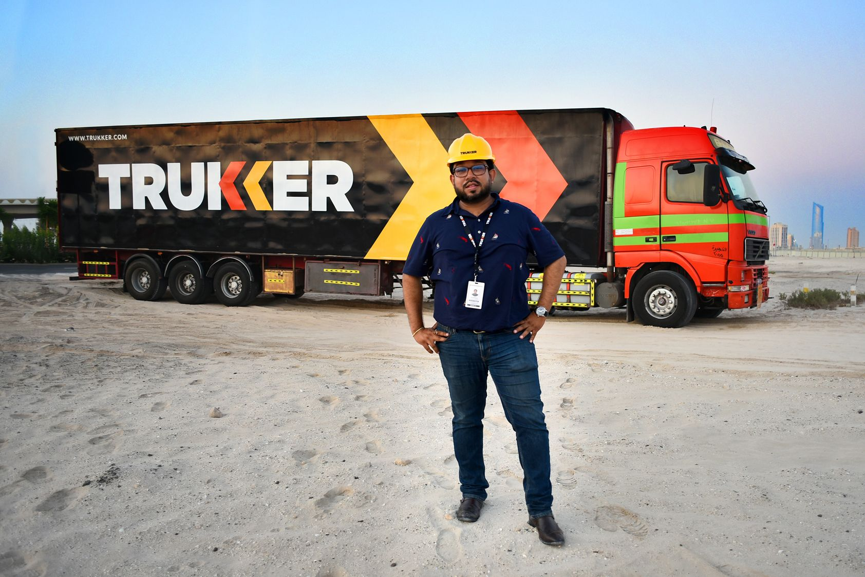 TruKKer raises $23 million in Series A