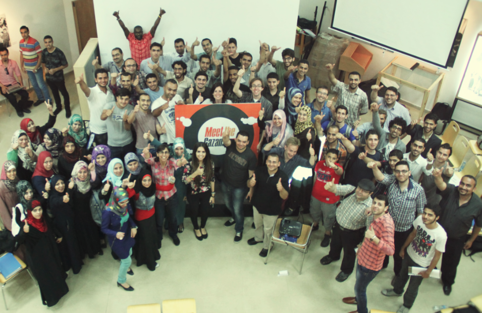 Startups have a role to play in rebuilding Gaza