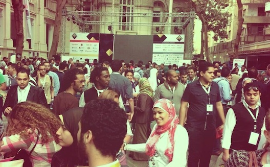 A way forward in Egypt: Rise Up Summit galvanizes entrepreneurship by Tahrir Square