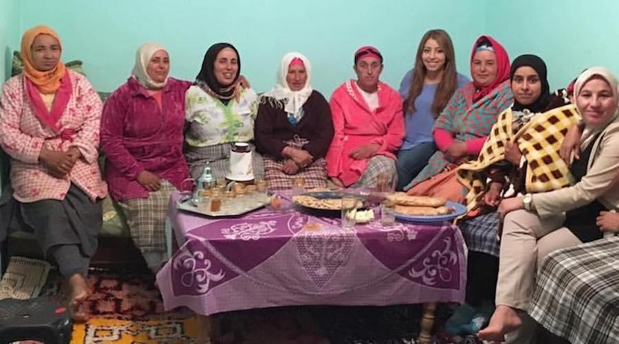 Lamia Bazir is rethinking social entrepreneurship in Morocco