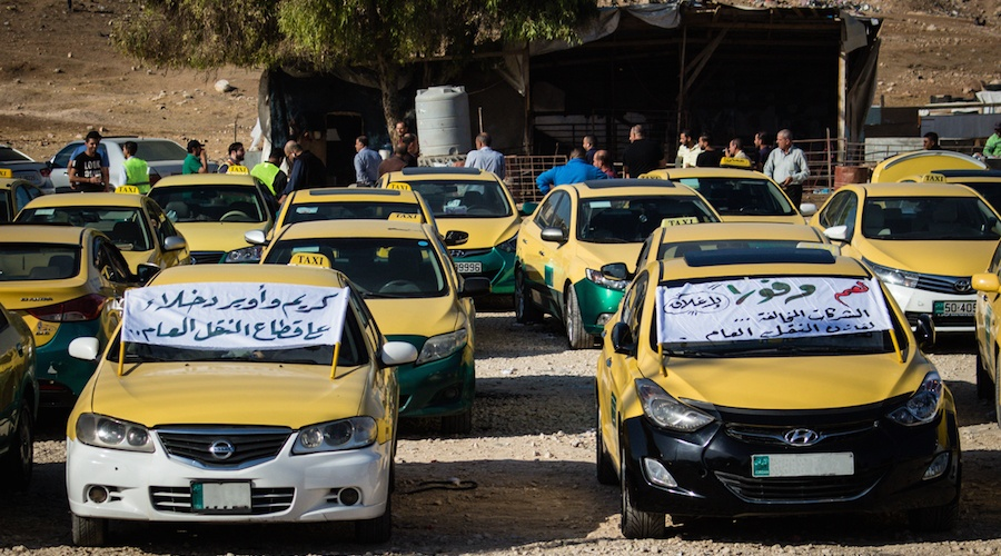 Uber and Careem: a yellow cab's worst nightmare in Jordan