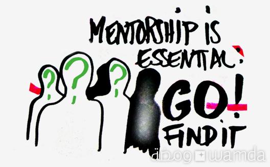 Mentorship is Essential [Pic of the Week]