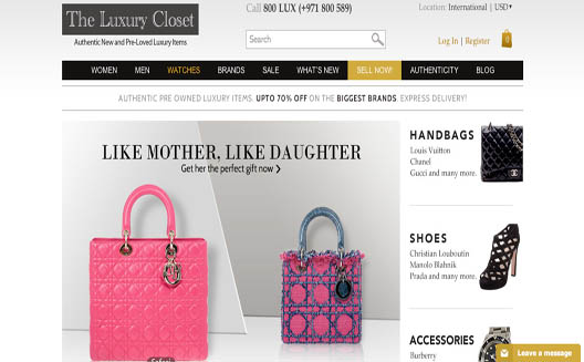 Dubaiu0027s The Luxury Closet Secures $2.2m In VC Funds.