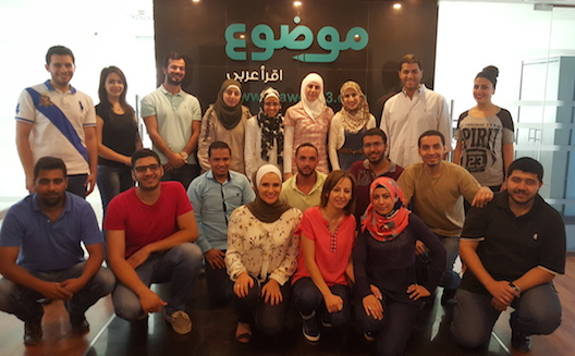 Jordan's Mawdoo3 gets $1.5M in Series A funding