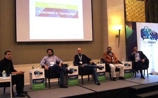 فعالية 'ديل مايكرز' مرجعًا لرواد الأعمال في الأردن