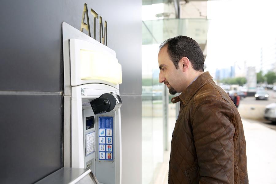 In the blink of an eye: how biometric tech is reforming aid work in Jordan