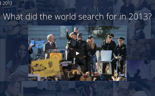 The Middle East's most-searched terms of 2013, from Google Zeitgeist