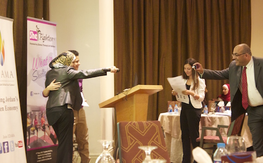 Renewable energy and gender equality tackled in Amman conference