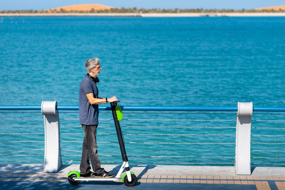 Future of mobility: The uncertainty of e-scooters