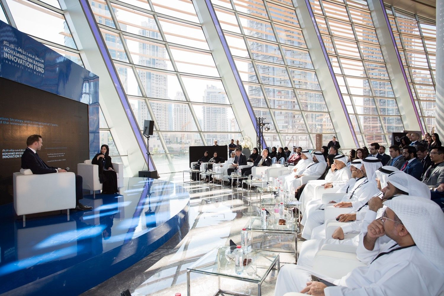 UAE finance ministry launches accelerator