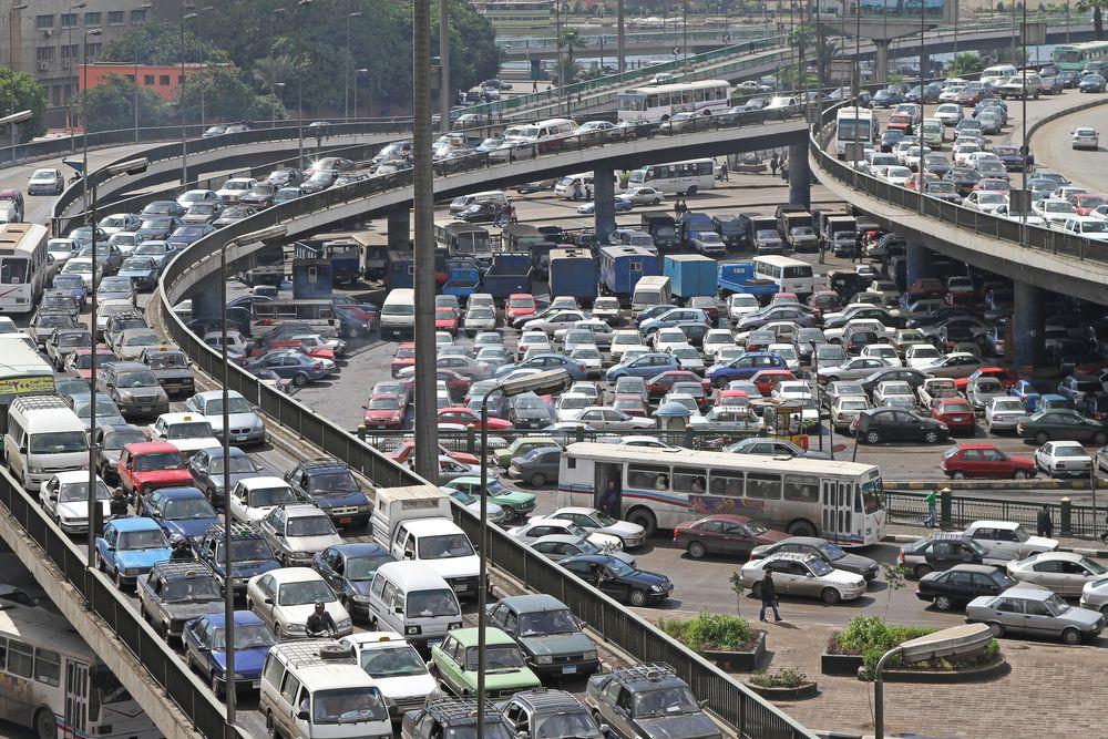 القاهرة: منصة اختبار عالمية لحلول النقل