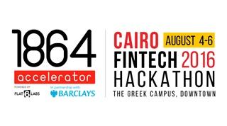 1864 Accelerator Cairo FinTech 2016 Hackathon