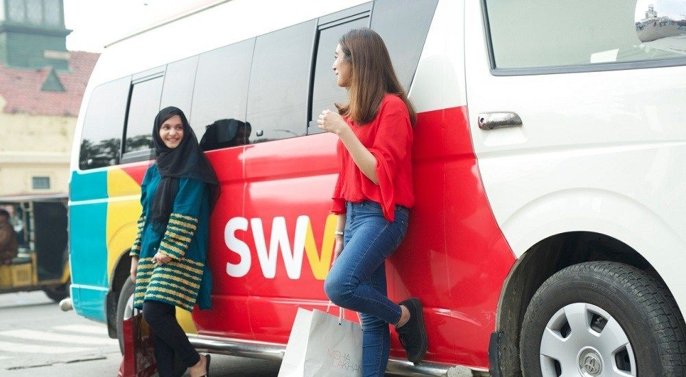 Swvl expands further into Pakistan