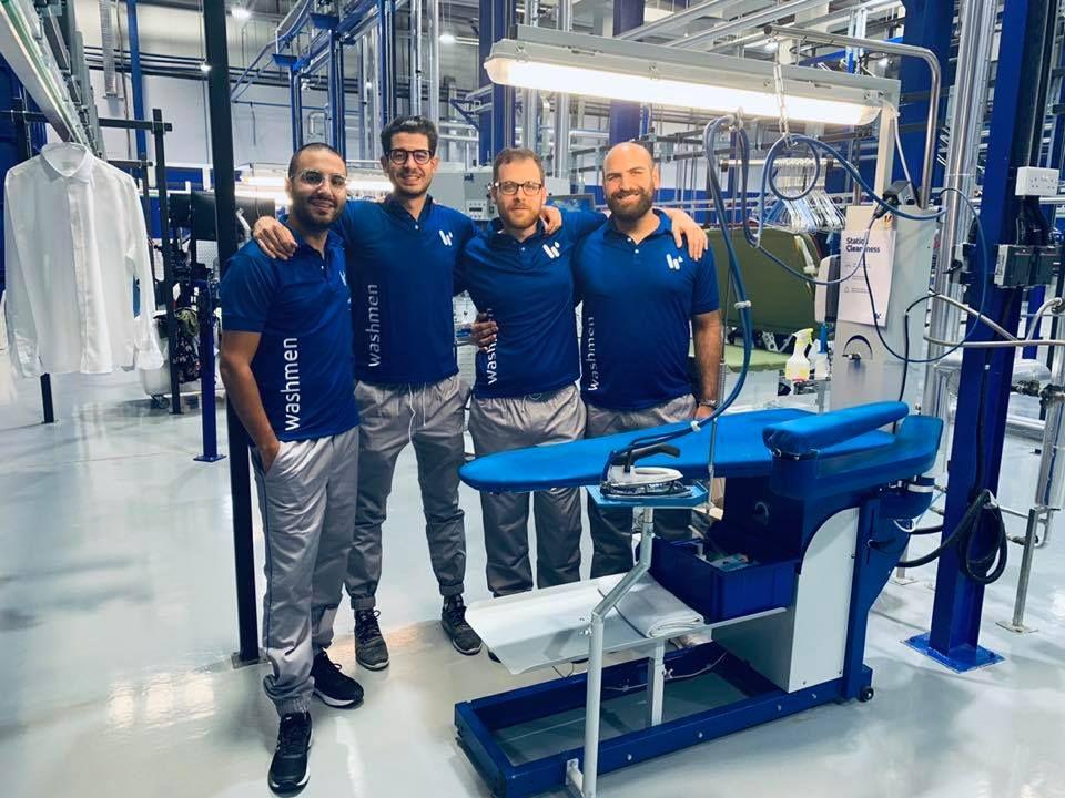 Washmen raises $6.2 million Series B