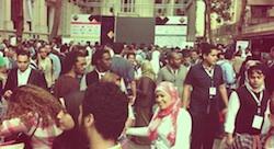 قمة ريادية من قلب ميدان التحرير تدعو إلى النهوض نحو الأمام