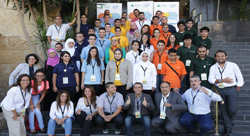 Lebanon's Re-H2O team tackles water scarcity in the Arab world