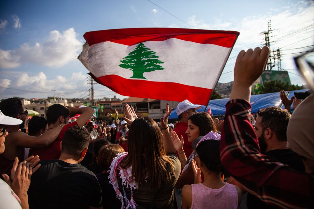 What impact will the Lebanon protests have on its startups?