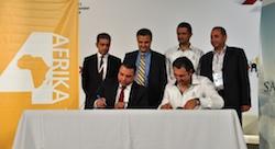Saphon Energy passe à l'industrialisation et signe un partenariat avec Microsoft 4Afrika