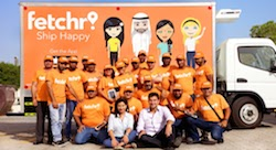 $11M Series A round from the US for Dubai-based delivery service Fetchr