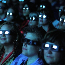 Middle East 'Twice As Likely' To Buy 3d TV As Rest Of The World