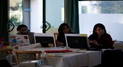 Cogite Coworking Camp in Kairouan