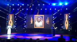 Young Saudi entrepreneur honored at Takreem's 2015 awards