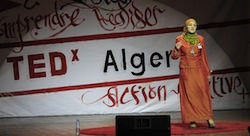 Can these two students change Algeria by organizing TEDx events?