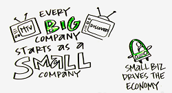 Every Big Company Starts Small [Pic of the Week]