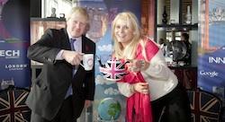 Boris Johnson announces £100 million tech fund for Middle East startups