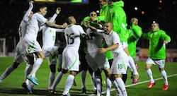 Entrepreneurs algériens, faites comme votre équipe de foot