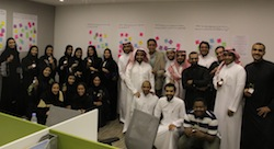 After a three year struggle, Saudi woman launches dual social entrepreneurship incubator programs
