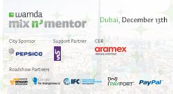 Wamda announces the last 2014 Mix N' Mentor: Dubai