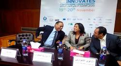 GEW in Cairo seeks to connect scientists with investors and mentors